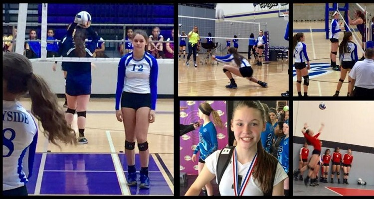 Eagle Mountain-Saginaw Middle Schools - Wayside 8th grade volleyball